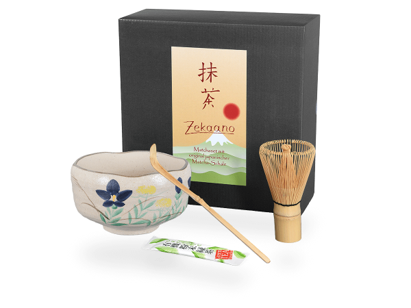 Matcha Set Japan Blumendesign