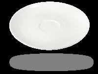 Buchensee Untertasse für Teetasse 150ml Fine Bone China