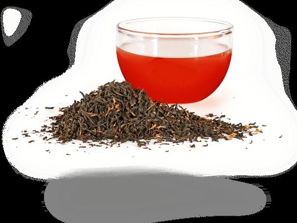Schwarzer Tee Assam