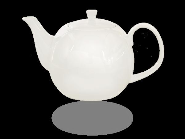 Buchensee Teekanne Fine Bone China Porzellan 1,5 Liter