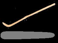 Matcha löffel, Bambus