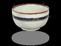 Matcha Schale handbemalt türkis 450ml, original Japan