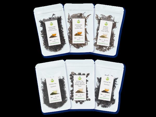 Tee Probierset Top Premium Selection